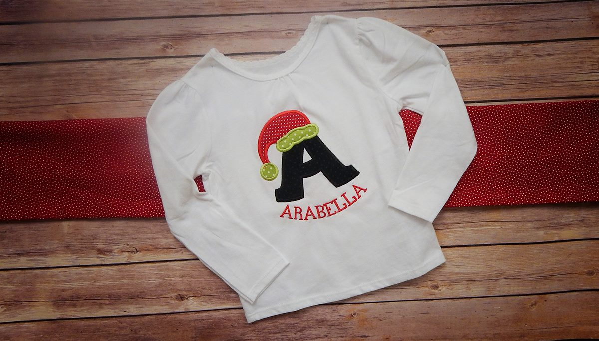 arabella - Santa Christmas Hat