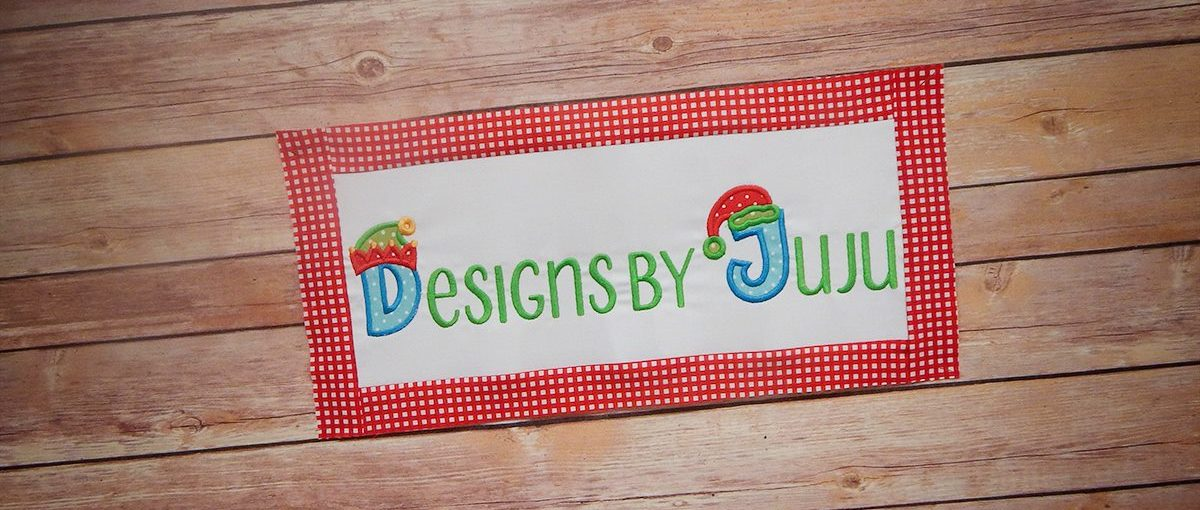 designs-by-juju / Santa Christmas Hat
