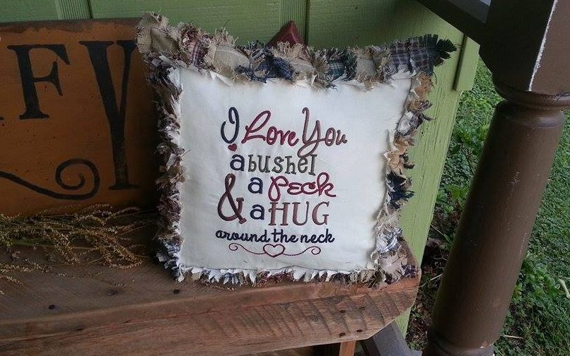 Project By: Renae Jackson - Sweet Saying - Set 1