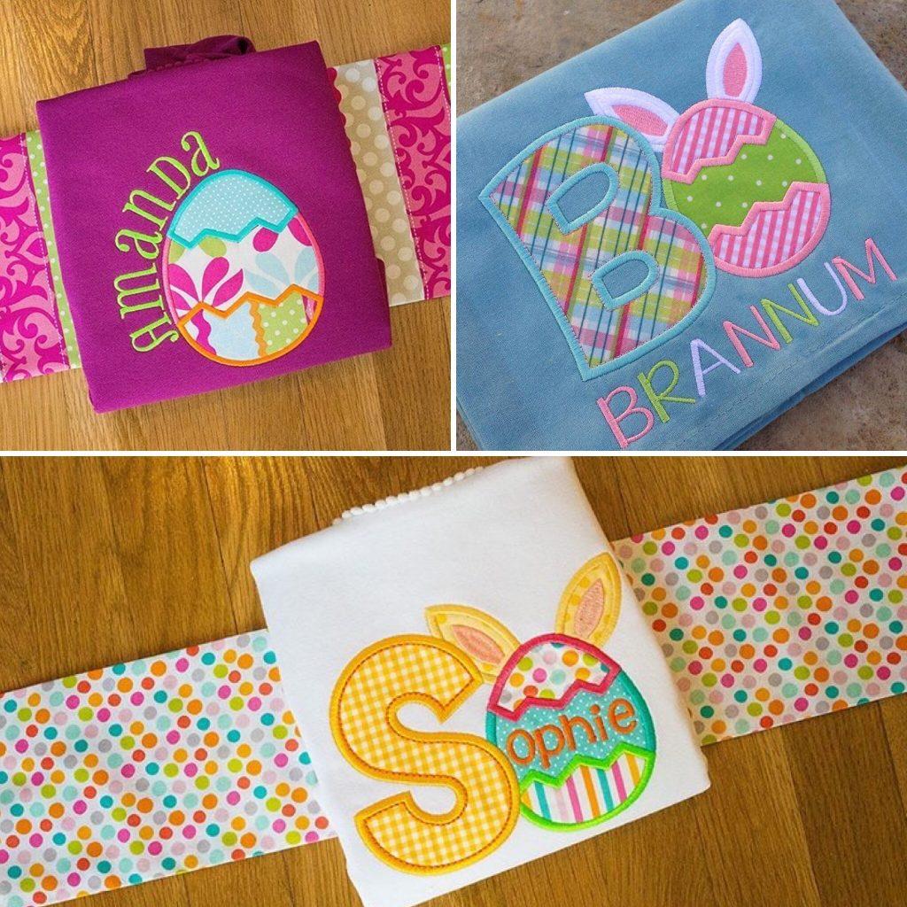 bunny egg / Easter Alphabets