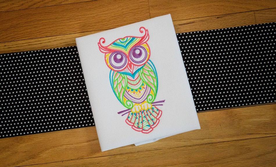 Banner / Mehndi Owls Blog