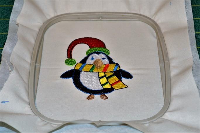 Penguin / Kim Hanson