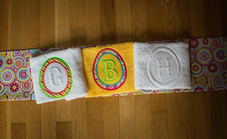 Banner / Easter Alphabets