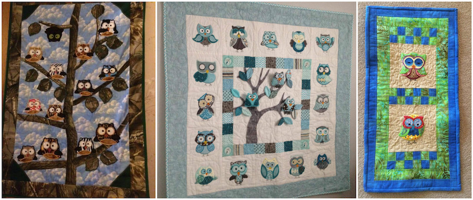 wall-hangings / A Hoot And A Half