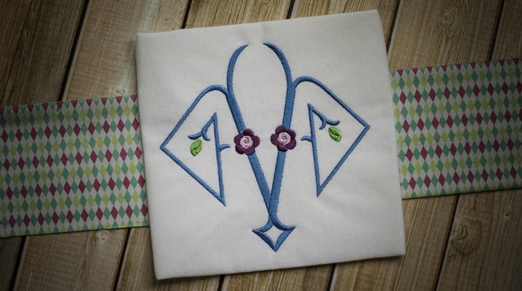 letter-V