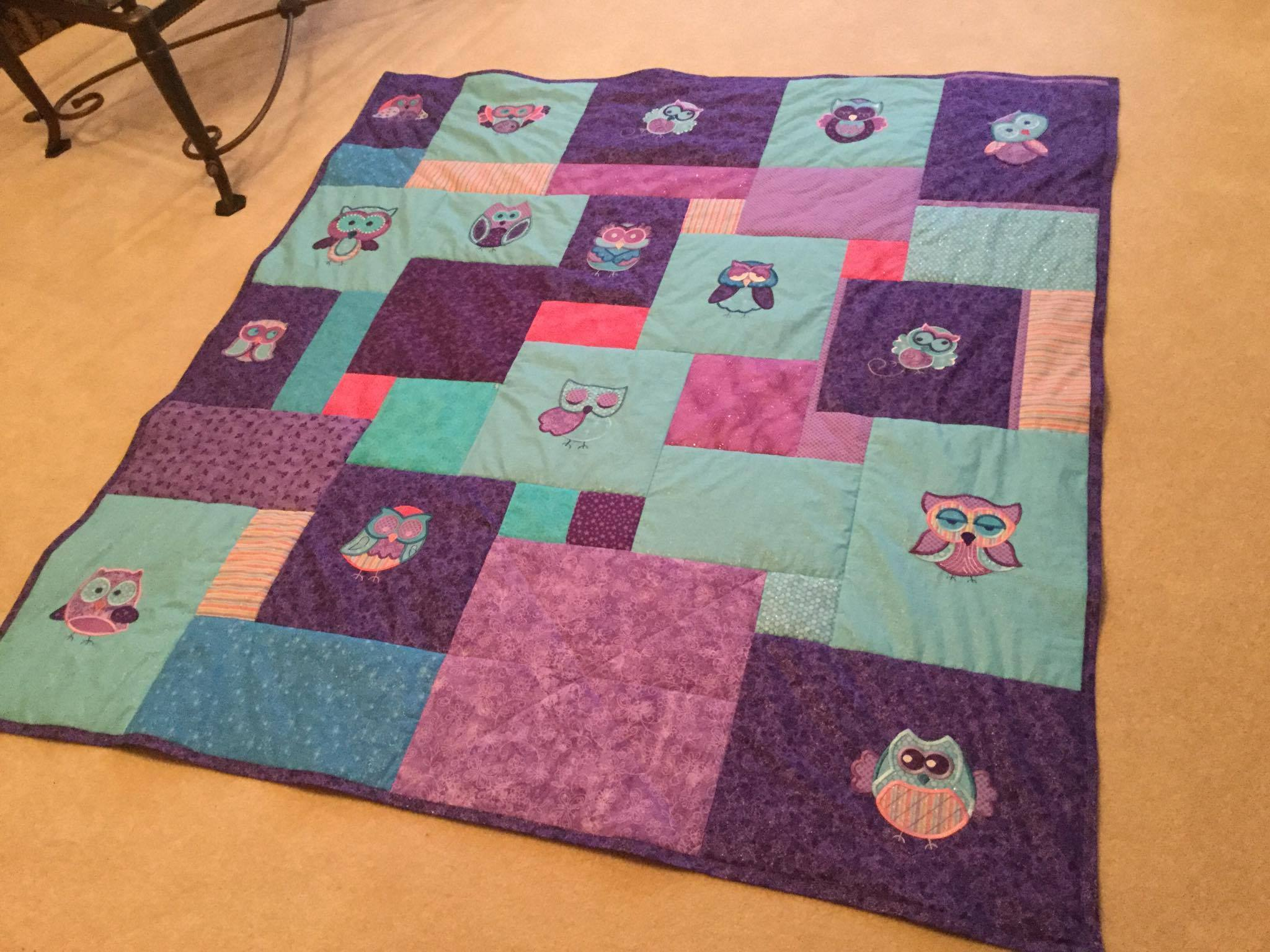 quilt-kathi-lee-hoot-and-a-half