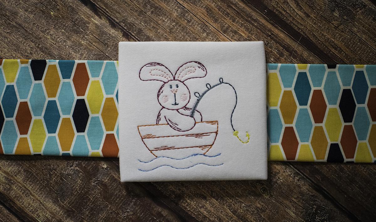 rabbit-boat