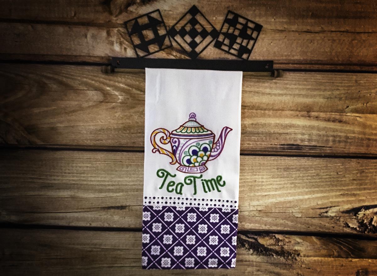 towel-tea-time